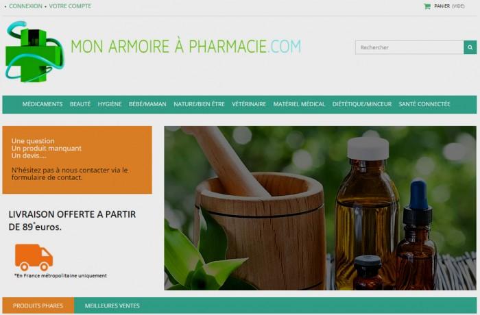 Pharmacie Pavaut