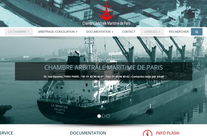 Chambre Arbitrale Maritime de Paris