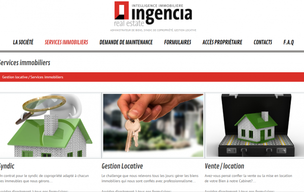 Ingencia Real Estate
