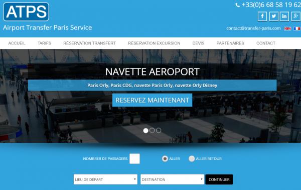 Airport Transfer Paris Service